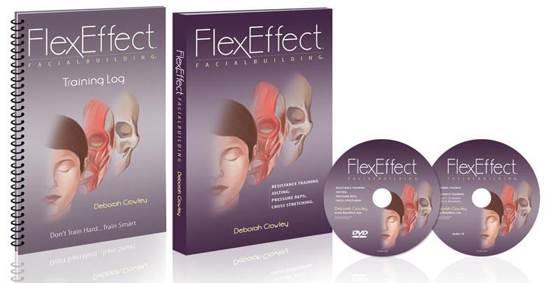 training Facial flexeffect resistence