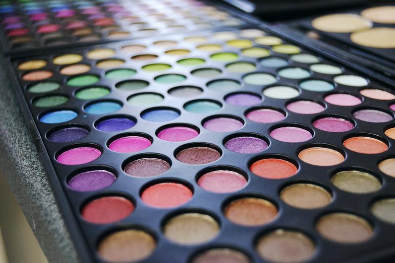 makeup ingredients
